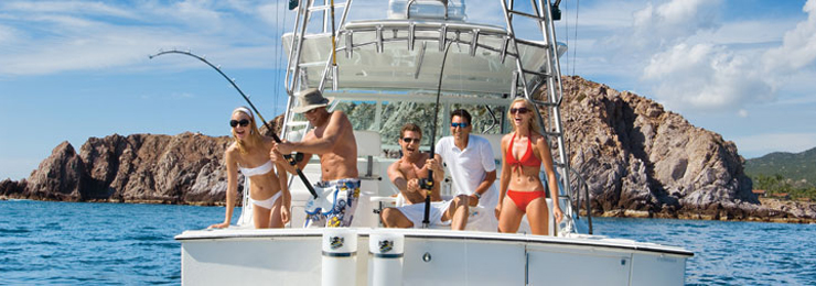 Sport Fishing In Punta De Mita